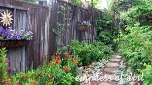 Back Side Garden