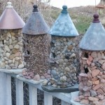 Make A Stone Birdhouse