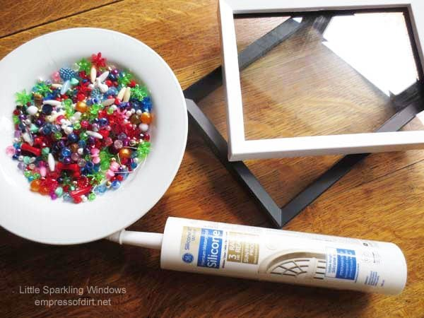 Little Sparkling Windows DIY