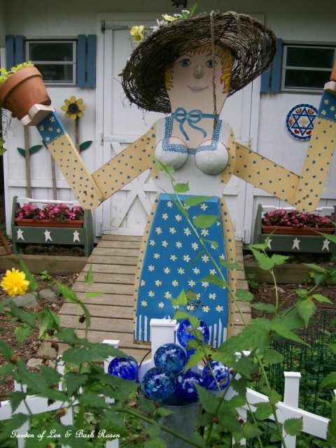 Garden Lady by Our Fairfield Home and Garden