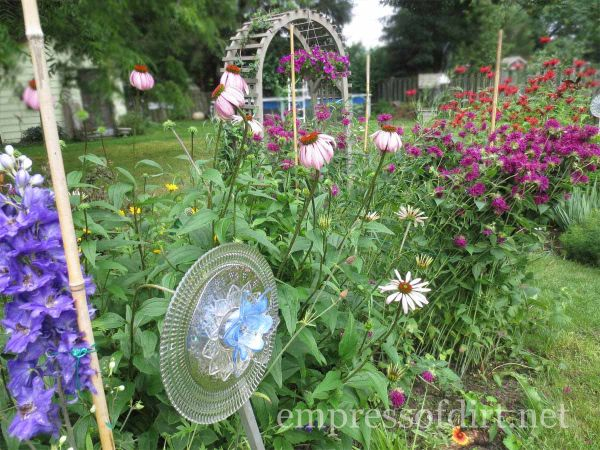 Empress of Dirt home garden tour