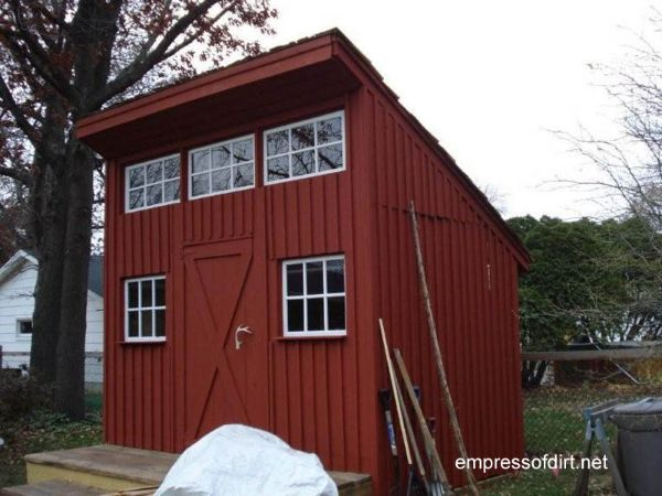 Charming Garden Sheds From Rustic To Modern - Empress Of Dirt