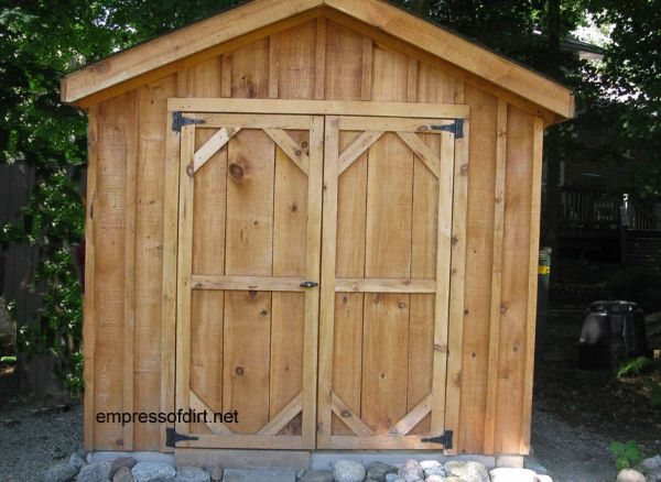 Charming Garden Sheds From Rustic to ModernEmpress of Dirt