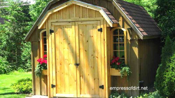 Ideas For Garden Sheds garden sheds theyve never looked so good hgtv Gallery Of Best Garden Sheds