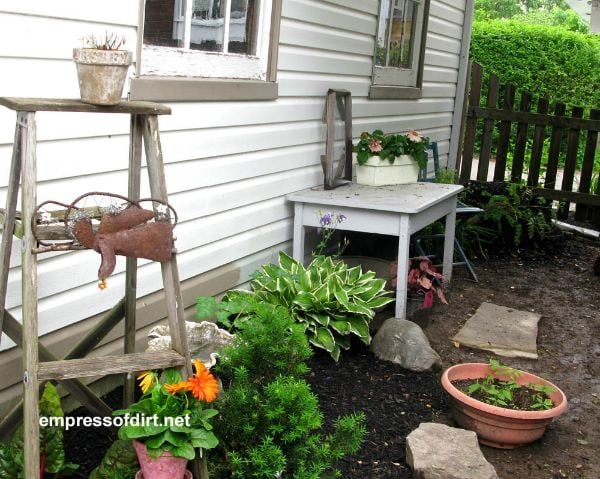 Gallery of Potting Benches | empressofdirt.net