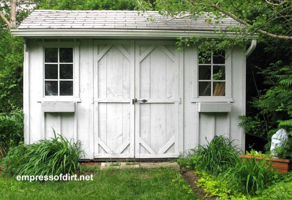 gallery of best garden sheds - Garden Sheds With Windows