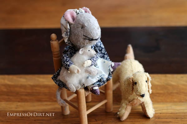 Make your own storybook toys