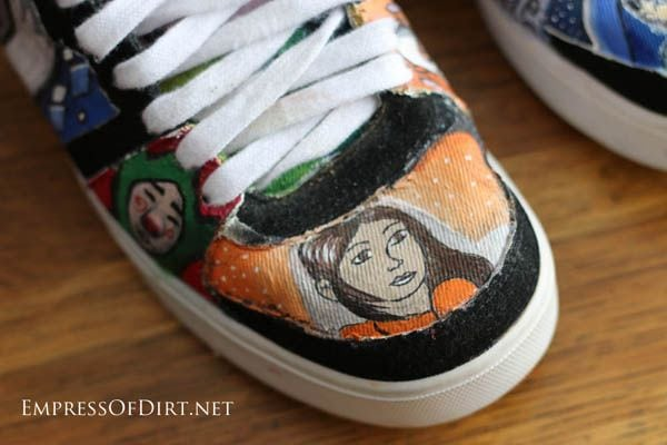 Style Your Sole - Paint Your Own Tom Shoes Pre-registration