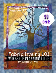 Fabric Dyeing 101: Workshop Planning Guide For Teachers