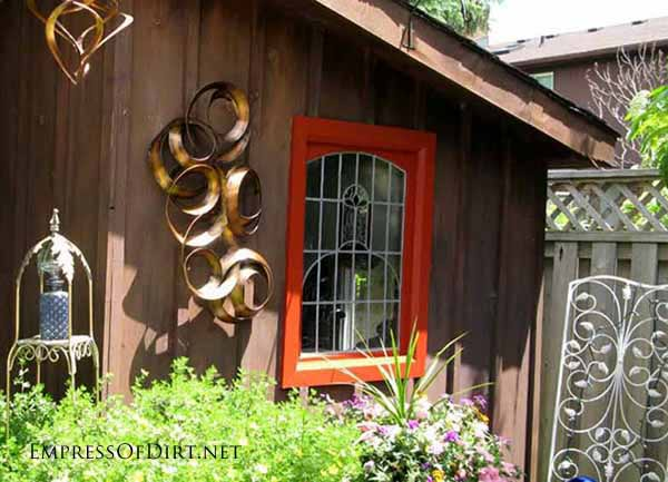 25+ Creative Ideas For Garden Fences | Metal Art Gallery