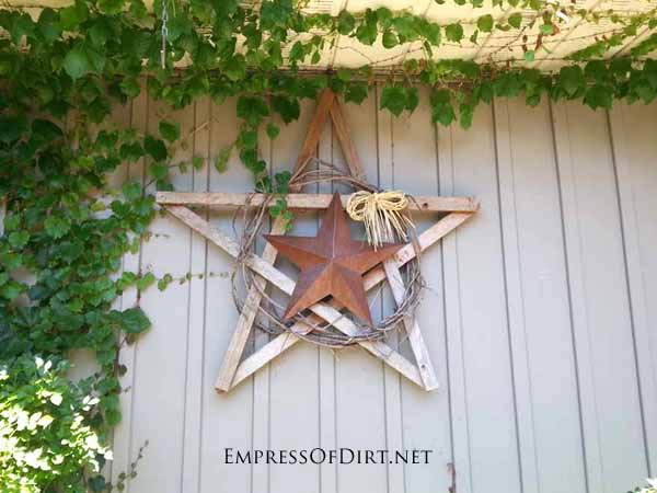 25+ Creative Ideas For Garden Fences | Rustic Star