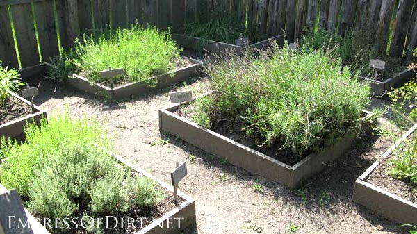 Best 20 Herb Garden Design 2017: 20+ Layout And Design Ideas For Home Veggie Gardens
